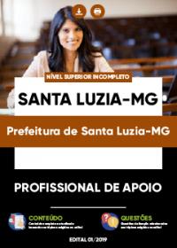 Profissional de Apoio - Prefeitura de Santa Luzia-MG