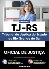 Oficial de Justiça - TJ-RS