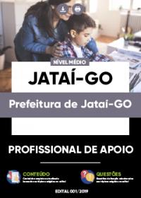 Profissional de Apoio - Prefeitura de Jataí-GO