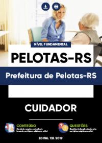 Cuidador - Prefeitura de Pelotas-RS