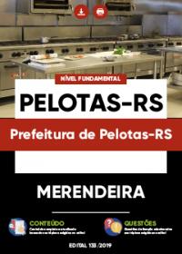 Merendeira - Prefeitura de Pelotas-RS