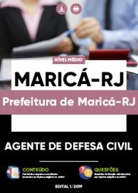 Agente de Defesa Civil - Prefeitura de Maricá-RJ