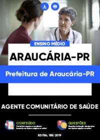Agente Comunitário de Saúde - Prefeitura de Araucária-PR