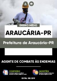 Agente de Combate às Endemias - Prefeitura de Araucária-PR