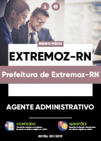 Agente Administrativo - Prefeitura de Extremoz-RN