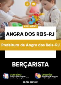 Berçarista - Prefeitura de Angra dos Reis-RJ