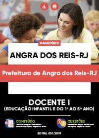 Docente I - Prefeitura de Angra dos Reis-RJ