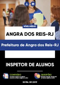 Inspetor de Alunos - Prefeitura de Angra dos Reis-RJ
