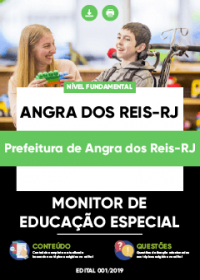 Monitor de Educação Especial - Prefeitura de Angra dos Reis-RJ
