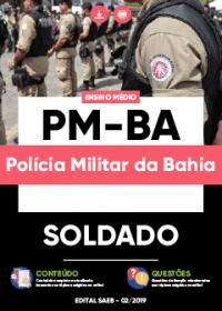 Soldado - PM-BA