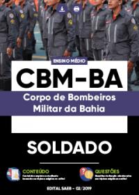 Soldado - CBM-BA