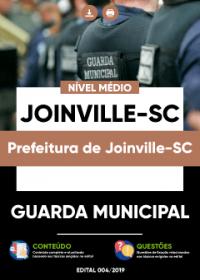 Guarda Municipal - Prefeitura de Joinville-SC