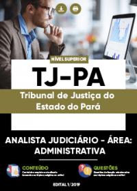 Analista Judiciário - Administrativa - TJ-PA