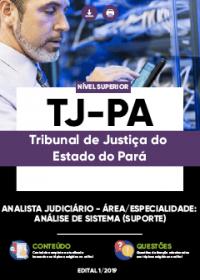 Analista Judiciário - Análise de Sistema - Suporte - TJ-PA
