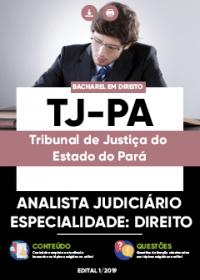 Analista Judiciário - Direito - TJ-PA