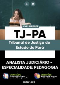 Analista Judiciário - Pedagogia - TJ-PA