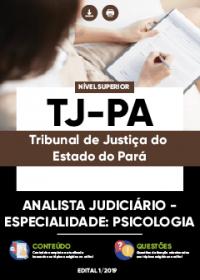 Analista Judiciário - Psicologia - TJ-PA