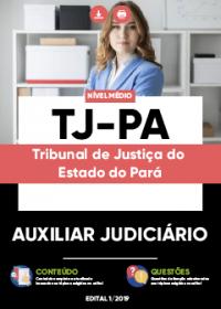 Auxiliar Judiciário - TJ-PA