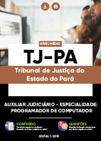 Auxiliar Judiciário - Programador de Computador - TJ-PA