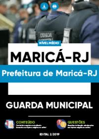 Guarda Municipal - Prefeitura de Maricá-RJ