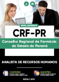 Analista de Recursos Humanos - CRF-PR