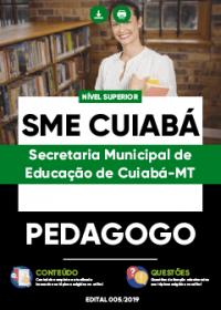 Pedagogo - SME Cuiabá