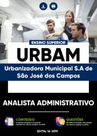 Analista Administrativo - URBAM