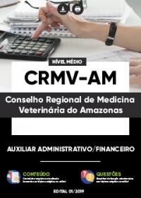 Auxiliar Administrativo - Financeiro - CRMV-AM