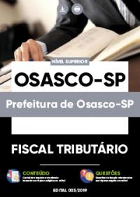 Fiscal Tributário - Prefeitura de Osasco-SP