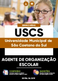 Agente de Organização Escolar - USCS