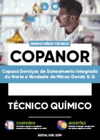 Técnico Químico - COPANOR