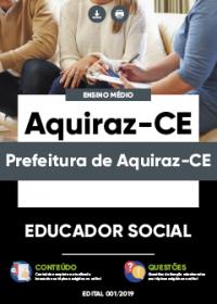 Educador Social - Prefeitura de Aquiraz-CE