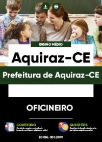 Oficineiro - Prefeitura de Aquiraz-CE