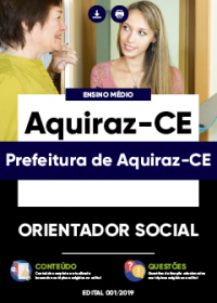 Orientador Social - Prefeitura de Aquiraz-CE