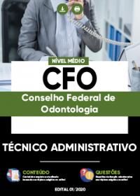 Técnico Administrativo - CFO