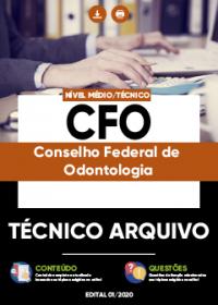 Técnico Arquivo - CFO