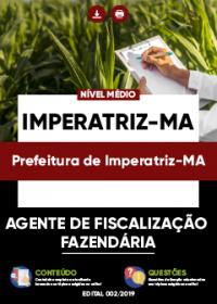 Agente de Fiscalização Fazendária - Prefeitura de Imperatriz-MA