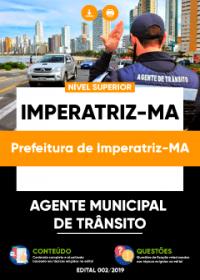 Agente Municipal de Trânsito - Prefeitura de Imperatriz-MA