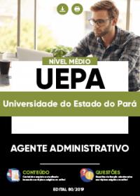 Agente Administrativo - UEPA