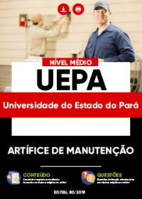 Artífice de Manutenção - UEPA