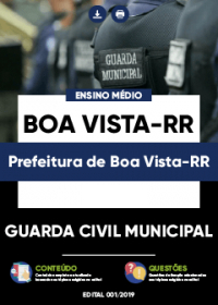 Guarda Civil Municipal - Prefeitura de Boa Vista-RR