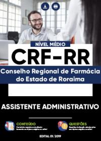 Assistente Administrativo - CRF-RR