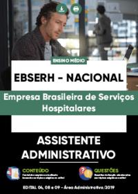 Assistente Administrativo - EBSERH - NACIONAL