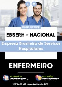 Enfermeiro - EBSERH - NACIONAL