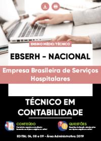 Técnico em Contabilidade - EBSERH - NACIONAL