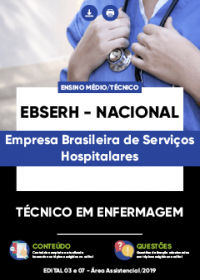 Técnico em Enfermagem - EBSERH - NACIONAL