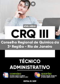 Técnico Administrativo - CRQ III