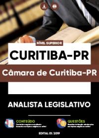 Analista Legislativo - Câmara de Curitiba-PR
