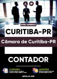 Contador - Câmara de Curitiba-PR