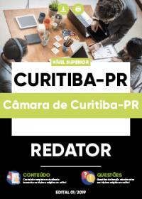 Redator - Câmara de Curitiba-PR